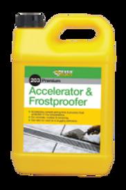 Accelerator & Frostproofer