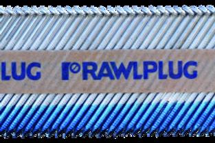 Rawl      90mm Gas Nails      BOX 2200