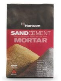 Hanson Sand and Cement          Mortar Mix            25kg