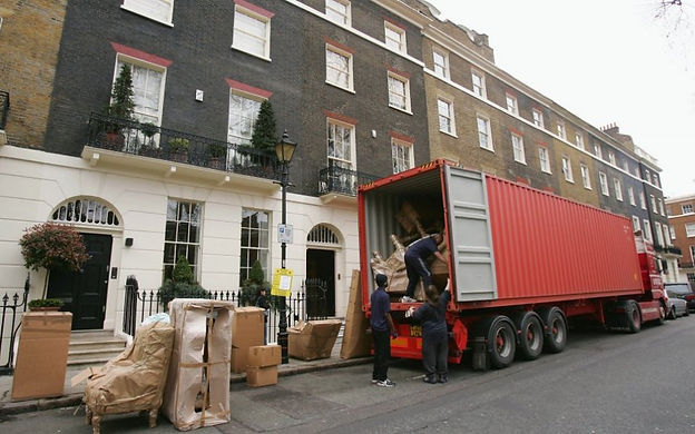 Residential and Commercial Moving Services  Golders Green