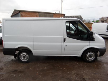 SWB VAN - GREAT FOR SMALL MOVES