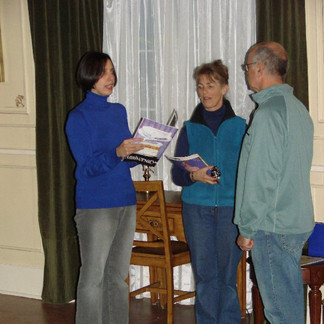 Jennifer, Lorraine & Terry