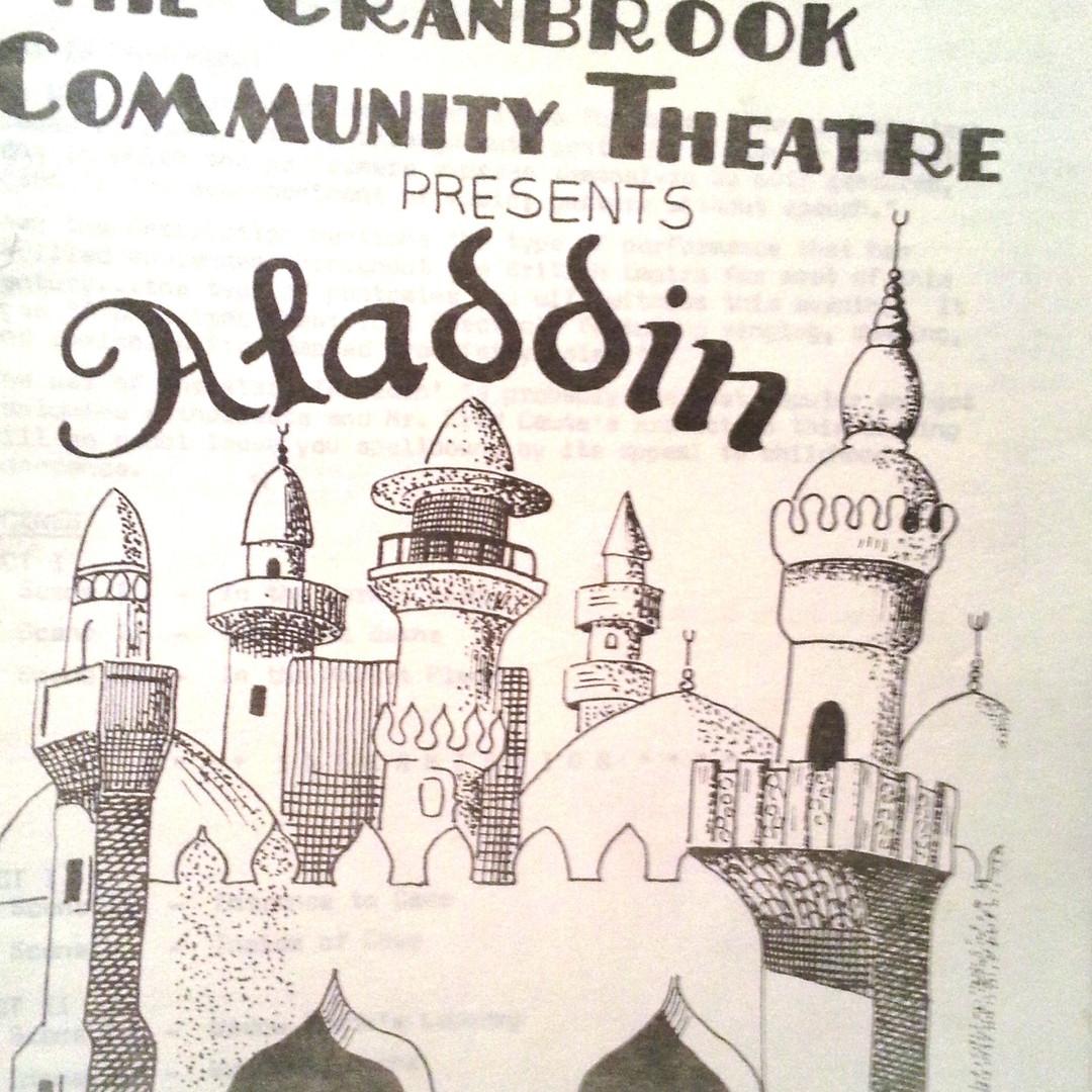 Aladdin - 1974