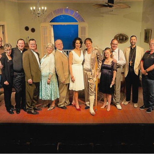 Cast & Crew full tableau
