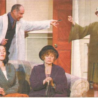 Jennifer, Barry, Marge & Tanya