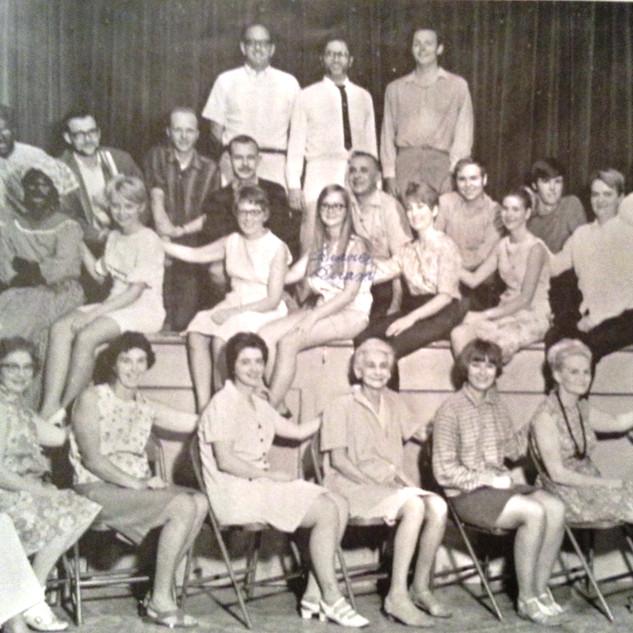 Showboat cast & crew