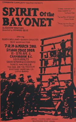 2001 Spirit of the Bayonet