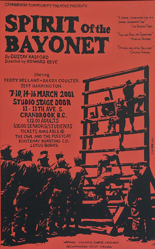 2001 Spirit of the Bayonet poster.JPG