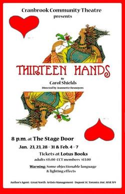 Thirteen Hands