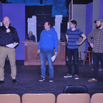 Evan, Yme, Bob, Mitchell & Angus