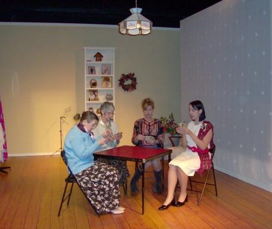 Tracy, Lorna, Rachel & Jennifer