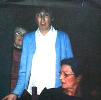 Shirley, Lorna and Dale