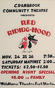 1977 Red Riding Hood Panto poster.JPG