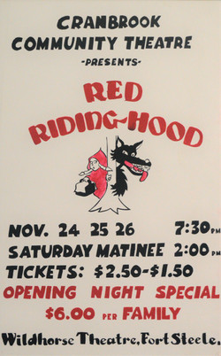 1977 Red Riding Hood