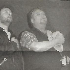 Peter & Thom