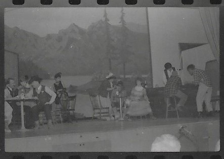 another saloon scene