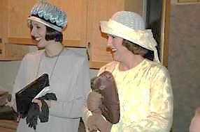 Jennifer Henkes & Elizabeth  Ross
