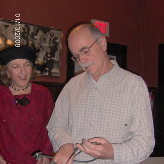 Terry Miller and Elizabeth RossConsta