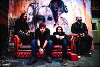 Band styled shoot