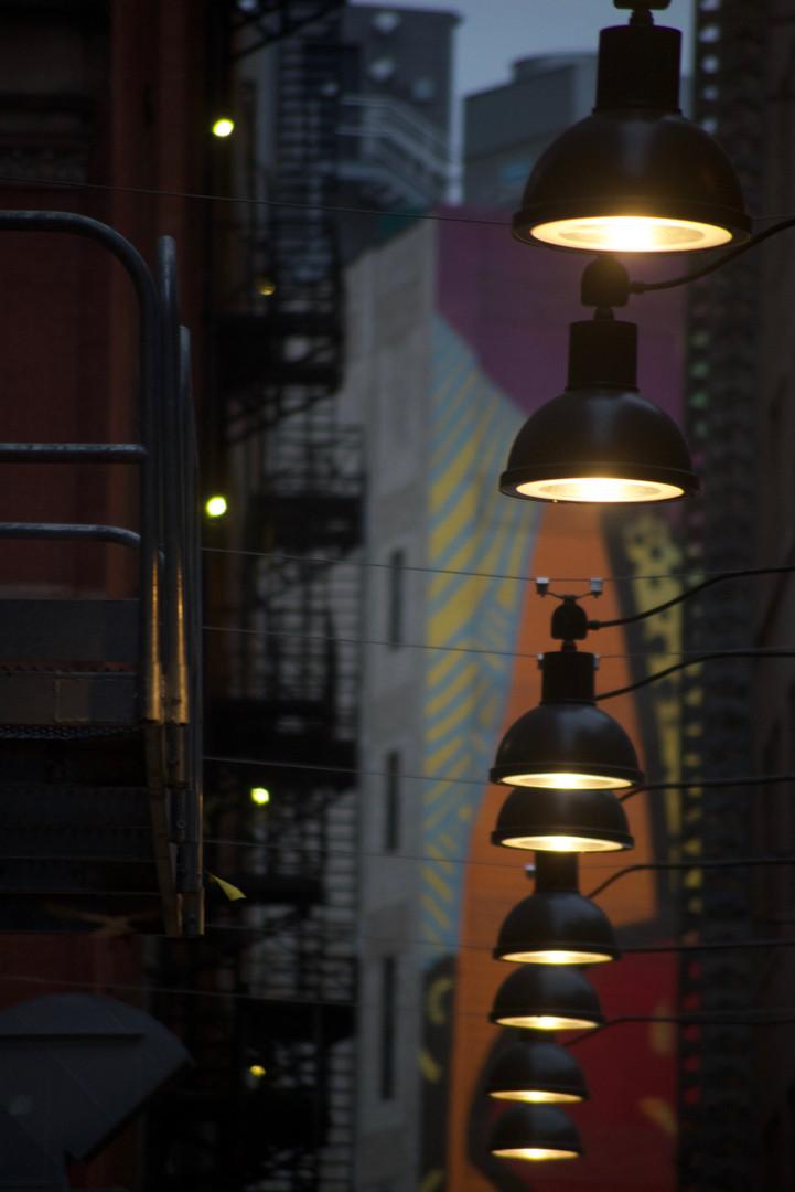 Shinola Alley Shining Lights