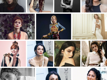 Most Beautiful Actress 2017