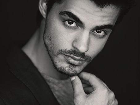 Berk Atan - Handsome, Talented actor