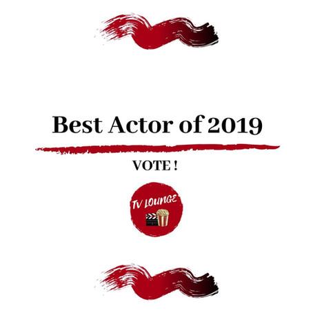 Best Actor of 2019
