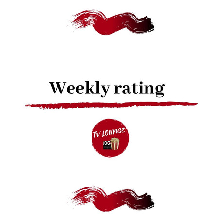 Tv lounge weekly rating #2