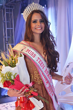 Miss Teen Brasil 2014-15