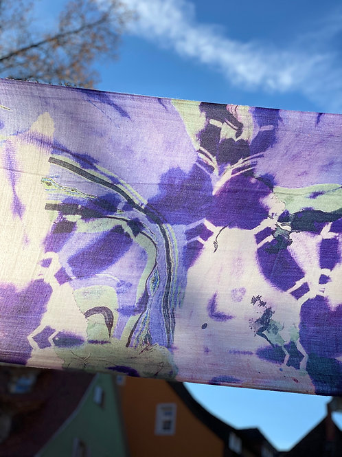 Clodette marble lila