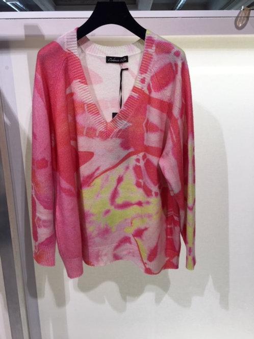 Katharina marble pink
