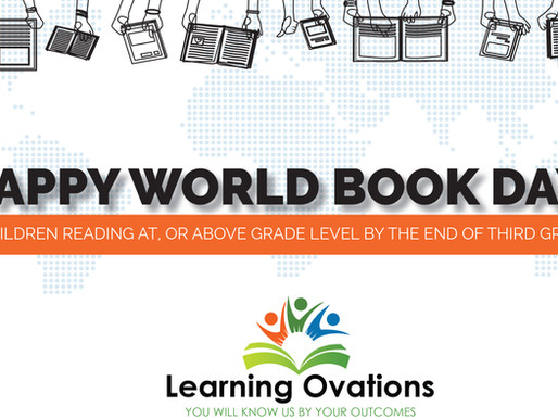 World Book Day—First Books, Lasting Memories