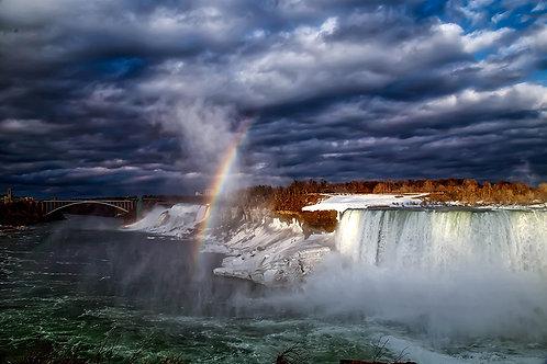 Window Rainbow