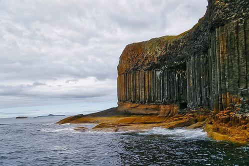 Puffin Sea Cliffs
