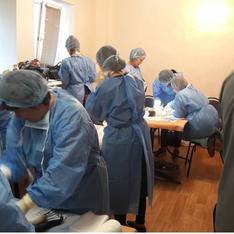 Мастер-класс по абдоминальной хирургии