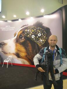 Чумаков АН Московский ветеринарный конгресс 2018