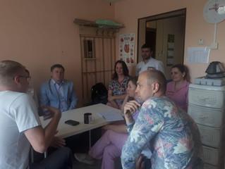 Обучение сотрудников ветеринарной клиники Котофей