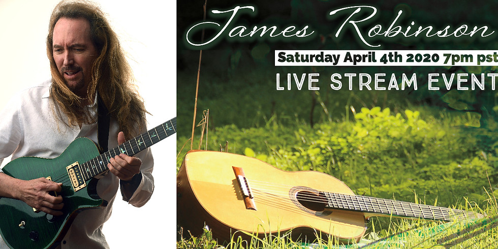 James Robinson Live Stream 4/4/20