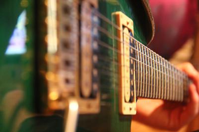 James Paul Reed Smith guitar