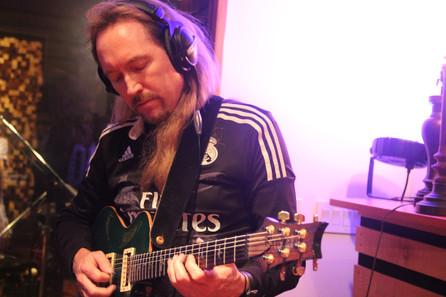 James Recording more