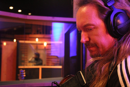 James recording