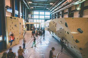 Quergang Boulderverein