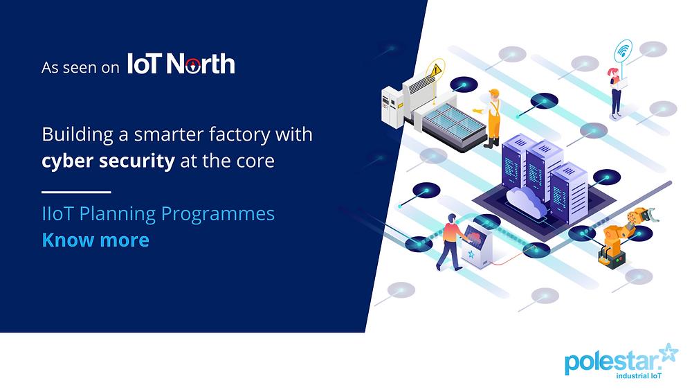 IIoT UK, IIoT companies in the UK, IoT, Industrial IoT company