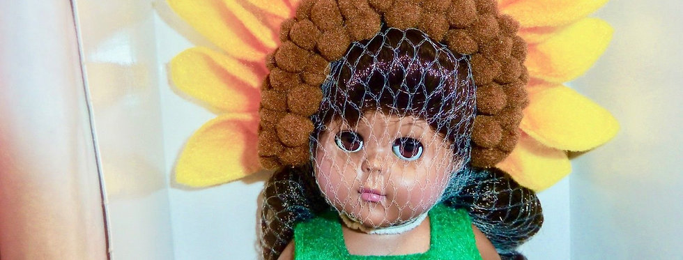 Voque Ginny Doll, Botanical Garden Collection 2001
