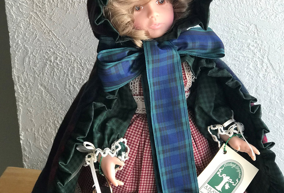 The Little Match Girl by Pittsburg Originals Doll