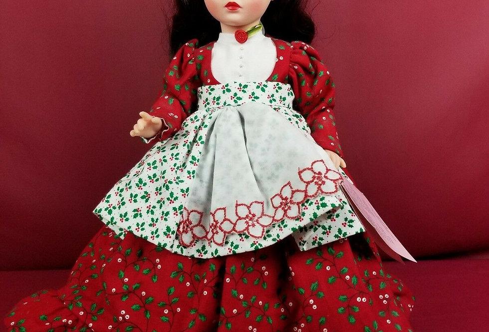 Madame Alexander Vintage Doll Christmas Cookies