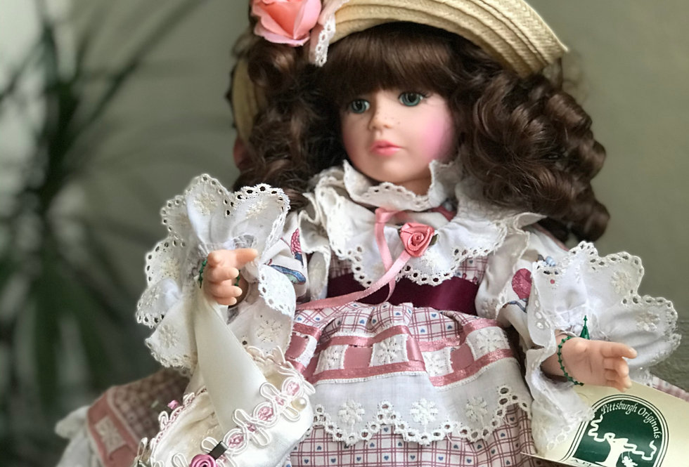Veronica by Pittsburgh Originals doll