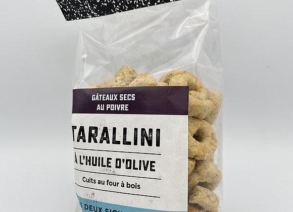 Tarallini Poivre
