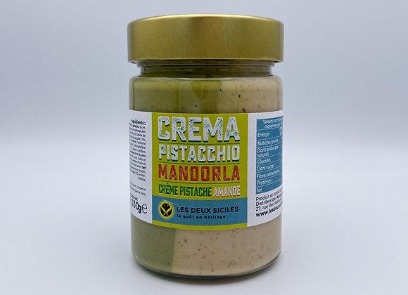 Crème de Pistache et Amande (Pistacchio Mandoorla