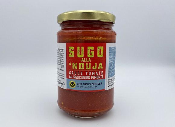 Sauce Tomate alla Nduja